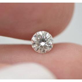 Diamante 1.51 Cts Certificado Igl, Cor H, Si2 , 7.19 Mm !