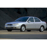Manual Taller Mecanica Ford Mondeo 2001