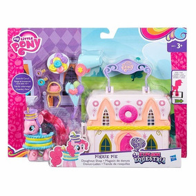 My Little Pony Pinkie Pie Tienda Donas Donut Shop Equestria