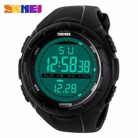 Relógio Masculino Skmei 1025 À Prova D