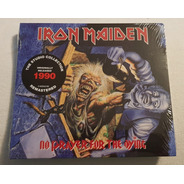 Iron Maiden - No Prayer For The Dying Digipack 2019