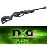 Carabina De Aire Comprimido Nxg Apx 4.5mm Sistema De Bombeo