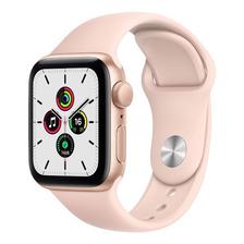 Apple Watch Se 40mm (gps, Aluminio Y Correa Deportiva)