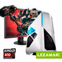 Pc Gamer Full A10 7860k Ati Radeon R7 1tb 8gb + Monitor 22