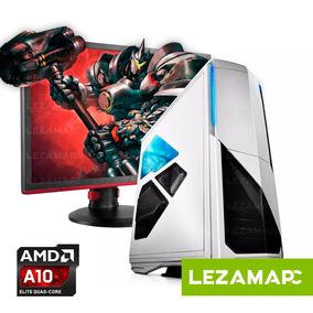 Pc Gamer Full A10 7860k Ati Radeon R7 1tb 8gb + Monitor 22