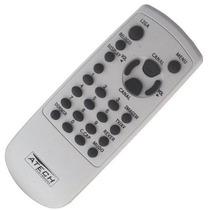 Controle Remoto Para Tv Cineral Gc 7385