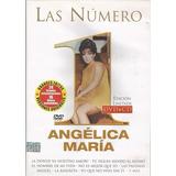 Las Numero 1 Angelica Maria Dvd + Cd
