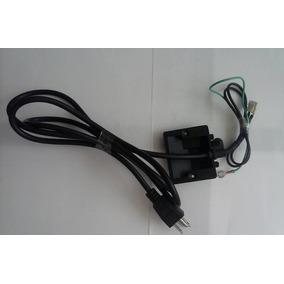 Cable De Poder Para Tv Daewoo 39 Full Hd Led (dex-39t1f)