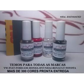 Tira Risco Cor Original Tinta + Verniz + Lixa *envio 24h