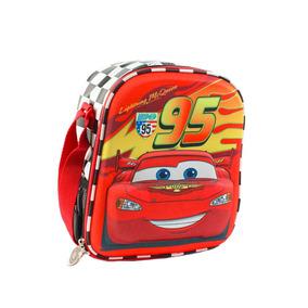 Lonchera Termica Escolar Niño Cars Rayo Mc Queen Ruz 113327