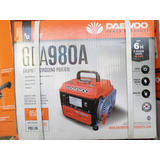 Planta Electrica Generador Electrico Portatil Daewoo 850w *