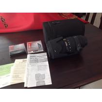 Lente Sigma 70-200 F2.8 Ii Ex Dg Macro Hsm Para Canon