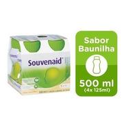 Souvenaid Sabor Baunilha 4 Unidades 125ml