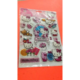Stickers Decorativos Infantiles Calcomanias Kitty