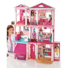 Casa Do Sonho Barbie Dream House Mansão Nova Pronta Entreg