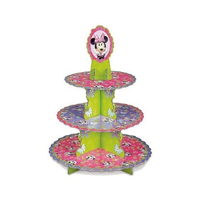 Minnie S Bow-tique Cupcake Stand
