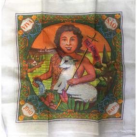 Kit 3 Bandeiras De Santo Junino (sto Antonio,s.joão,s.pedro)