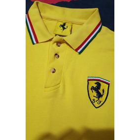Polo Ferrari Amarela Original Usada