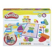 Masas Play Doh Texturas Y Herramientas Moldea Y Aprende