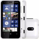 Nokia Lumia 620 Branco 5mp Wifi Windows 8 Original | Novo