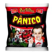 Pirulito Pop Tattoo Panico - Halloween -  400gr - Com 50 Uni