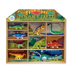 Set De Figuras De Dinosaurios