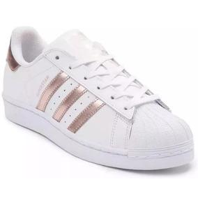 Adidas Casuais Tamanho 34 para Feminino 34 Branco no Mercado Livre ... 264b2959807a