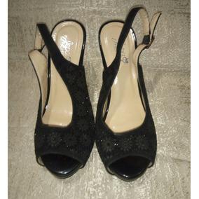 Sandalias De Corcho En Color - Zapatos 1b0126487517