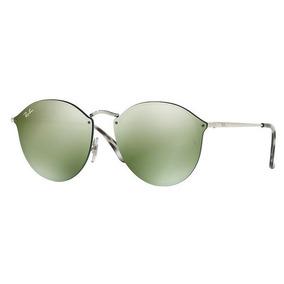 Rayban Oval Flat - Óculos De Sol no Mercado Livre Brasil a13aafb7c7