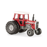 Ertl Juguetes Tractor Massey Ferguson Mf1155 (1/64 Escala)
