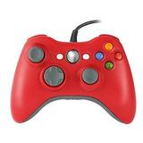 Niceao Xbox 360 Game Controller Usb Con Cable Gamepad Juego