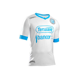 Camiseta Kappa Belgrano Suplente Niño 2018 Bc Newsport