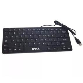 Teclado Dell Mini Usb Pc Escritorio Portátil Tienda Fisica