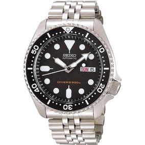 Seiko Import Black Skx007kd Mens Seiko Watches Reimportation