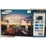 Tv Samsung Led 46 Un46c6400 Im Pe Ca Ble Ver Fotos