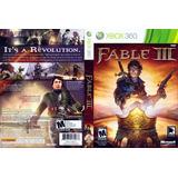Fable 3 - Fable Iii - Microsoft - Xbox 360