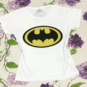 Baby Look - Batman - Frete Grátis