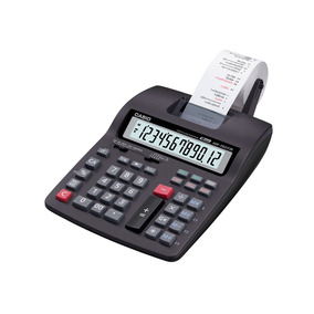 Calculadora Casio C/ Impressora, 12 Dígitos Hr-150tm