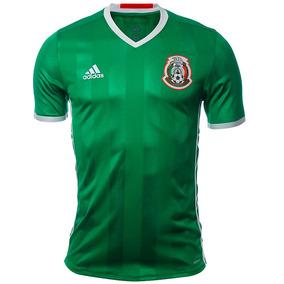 Jersey Profesional Seleccion De Mexico Hombre adidas Ac2725