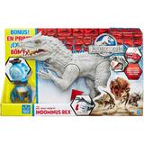Indominus Rex Girosfera Luz Sonido Jurassic World Hasbro