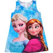 Vestidos Frozen - Ig