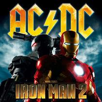 Cd+ Dvd Ac/ Dc - Iron Man 2 (971179)
