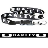 Chaveiro Cordão Com Fecho Moto Oakley 001