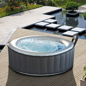 jacuzzi inflable modelo b