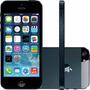 Iphone 5 16gb Preto Completo Acessorios Mfi Originais Brinde