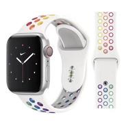 Pulseira Estilo Nike Para Apple Watch 38/40mm - Pride
