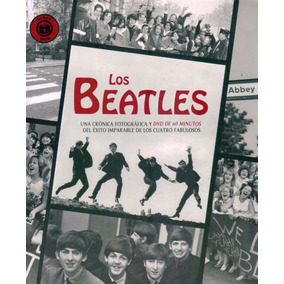 Los Beatles - Libro + Dvd - Parragon