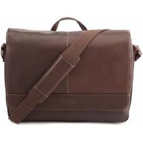 Portafolio De Piel Kenneth Cole Risky Business Messenger Bag