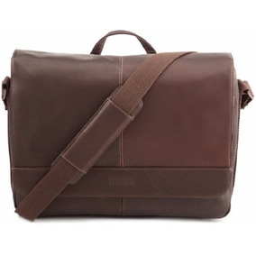 Portafolio De Piel Kenneth Cole Risky Business Messenger Bag