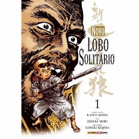 Novo Lobo Solitário Vol. 1 (novo E Lacrado)